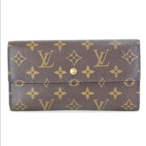 LOUIS VUITTON Porte Tresor International Wallet